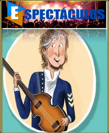 Paul McCartney lanza libro infantil; hace referencia a los Beatles