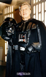 Muere Dave Prowse, el actor que interpretó a Darth Vader en Star Wars