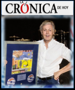 Paul McCartney, primer lugar en ventas en EU