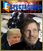 ´Darth Vader era mejor que Donald Trump´: Mark Hamill